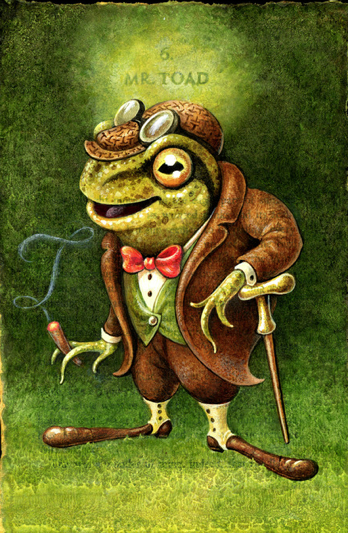 mr toad wind in the willows