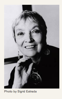 Photo from publisher's website: http://us.macmillan.com/author/madeleinelengle