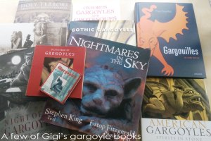 Collection-of-gargoyle-books-Jan-2015-web-text